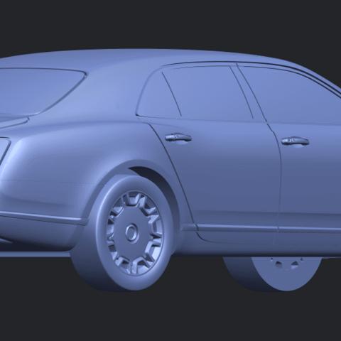 TDB004_1-50 ALLA05.png Download free STL file Bentley Arnage 2010 • 3D printing template, GeorgesNikkei