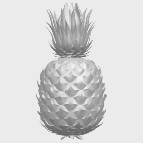 15_TDA0552_PineappleA04.png Download free STL file Pineapple • 3D printer design, GeorgesNikkei