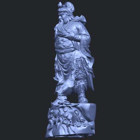 06_TDA0241_Guan_Gong_iiB03.png Download free STL file Guan Gong 02 • 3D printing template, GeorgesNikkei