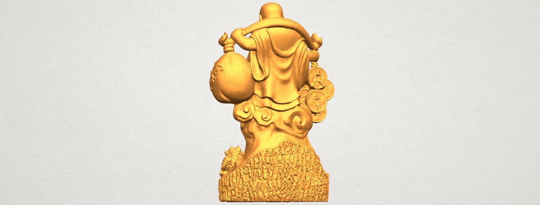 TDA0329 Metteyya Buddha 09 A05.png Télécharger fichier STL gratuit Bouddha Metteyya 09 • Modèle imprimable en 3D, GeorgesNikkei