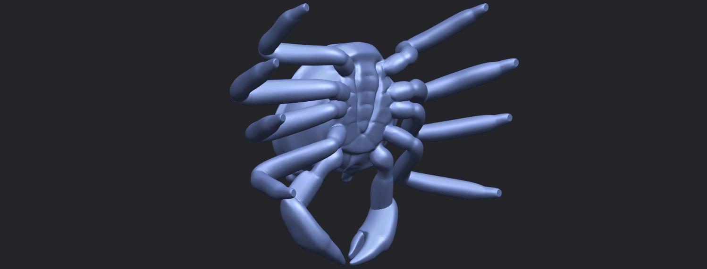 21_TDA0612_CrabB05.png Télécharger fichier STL gratuit Crabe • Objet pour imprimante 3D, GeorgesNikkei