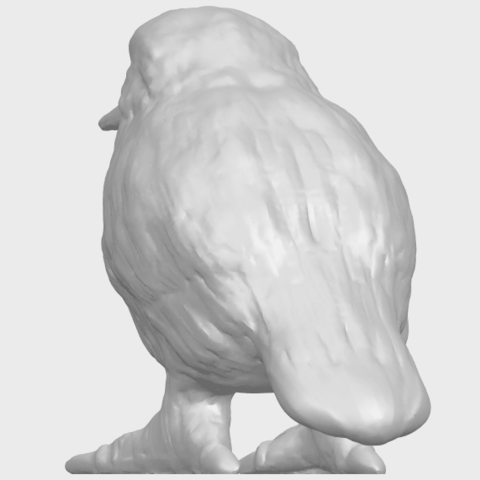 TDA0752_KingfisherA03.png Télécharger fichier STL gratuit Martin-pêcheur • Objet pour impression 3D, GeorgesNikkei