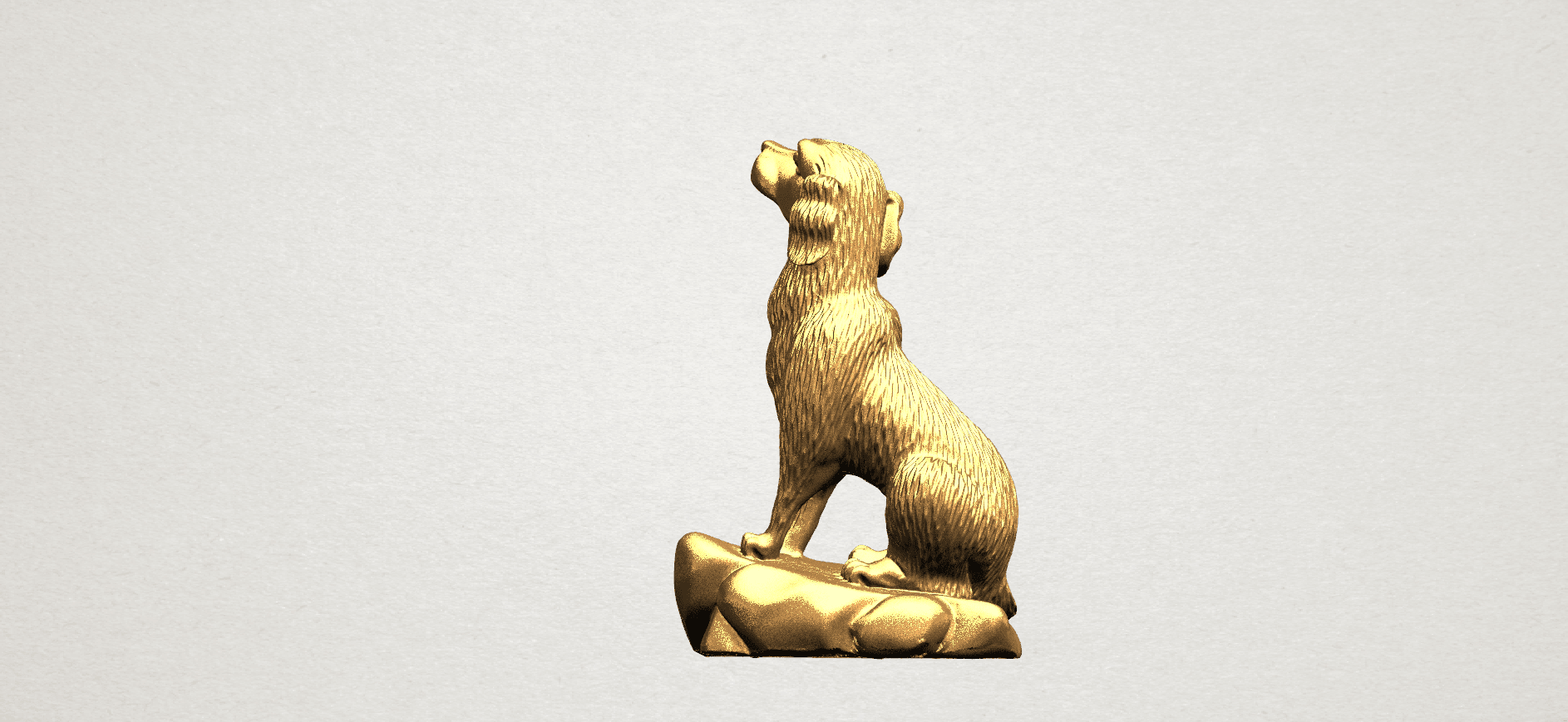 ZChinese Horoscope11-B01.png Download free STL file Chinese Horoscope 11 Dog • 3D print design, GeorgesNikkei