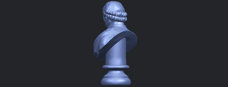24_TDA0620_Sculpture_of_a_head_of_man_02B05.png Télécharger fichier STL gratuit Sculpture d'une tête d'homme 02 • Design à imprimer en 3D, GeorgesNikkei