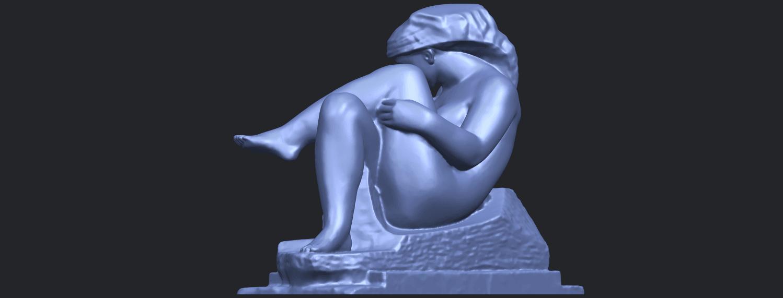 20_TDA0170_Naked_Girl_(xiii)_88mmB05.png Download free STL file Naked Girl 13 • 3D print design, GeorgesNikkei