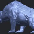 15_TDA0744_Bear_02B02.png Télécharger fichier STL gratuit Ours 02 • Plan à imprimer en 3D, GeorgesNikkei
