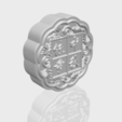 14_TDA0506_Moon_Cake_02A00-1.png Download free STL file Moon Cake 02 • 3D printable model, GeorgesNikkei
