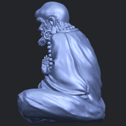 02_Da_Mo__(i)_88mmB04.png Télécharger fichier STL gratuit Da Mo 01 • Modèle imprimable en 3D, GeorgesNikkei