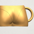 TDA0619 Bikini Cup A05.png Download free STL file Bikini Cup • 3D printer design, GeorgesNikkei