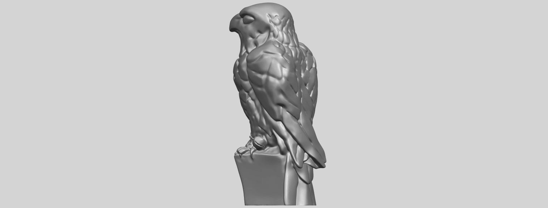 TDA0748_Eagle_05A02.png Télécharger fichier STL gratuit Aigle 05 • Design à imprimer en 3D, GeorgesNikkei
