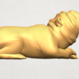 Download free 3D printing models Bull Dog 07, GeorgesNikkei