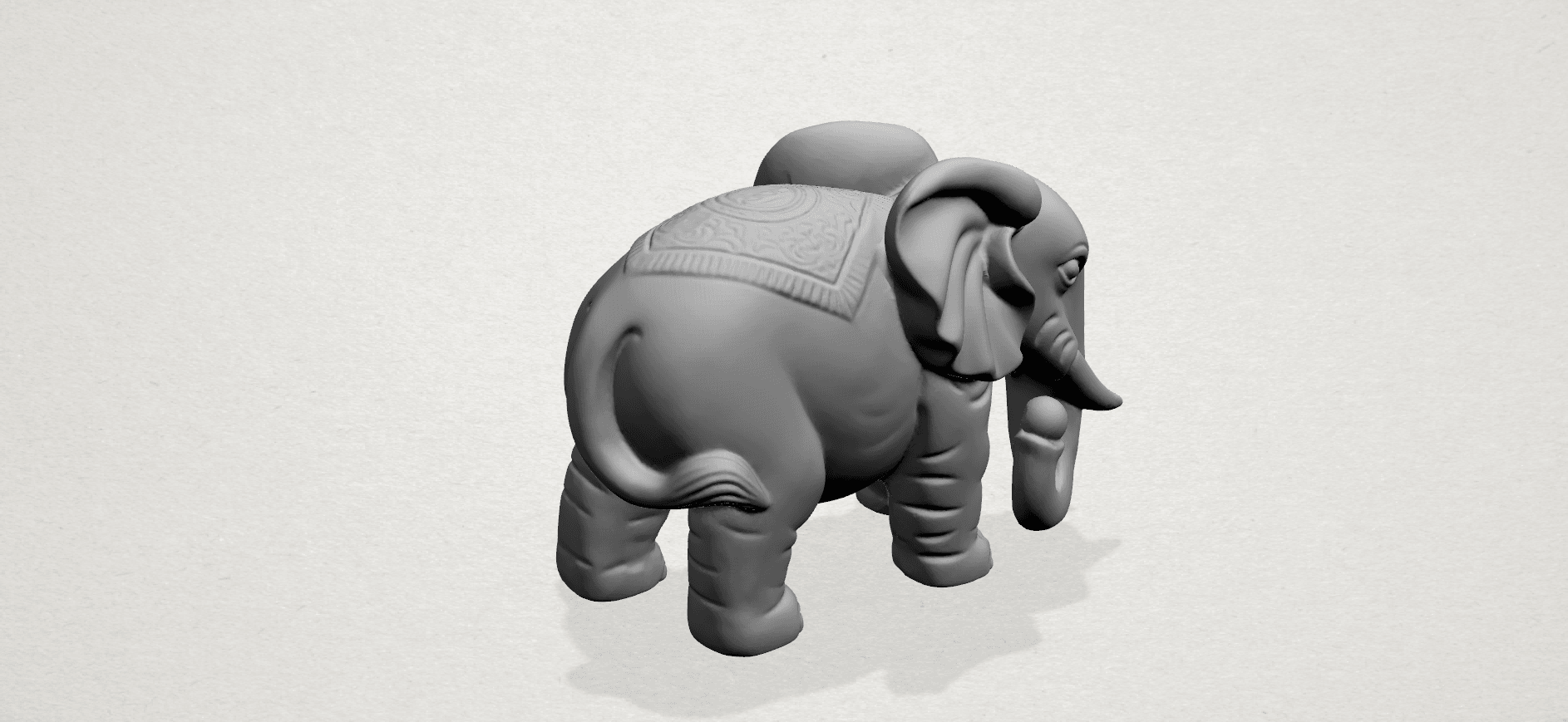 Elephant 03-A04.png Download free STL file Elephant 03 • 3D printable design, GeorgesNikkei