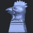 18_TDA0517_Chinese_Horoscope_of_Rooster_02B04.png Download free STL file Chinese Horoscope of Rooster 02 • 3D printable object, GeorgesNikkei
