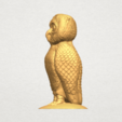 TDA0594 Owl 03 A03.png Download free STL file Owl 03 • 3D printing object, GeorgesNikkei