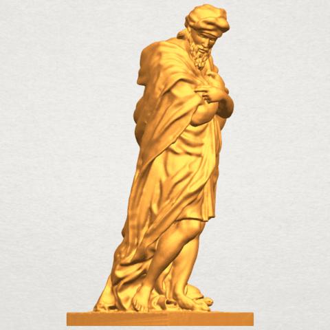 A10.png Télécharger fichier STL gratuit Sculpture - Hiver 02 • Design pour impression 3D, GeorgesNikkei