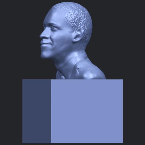 02_TDA0294_ObamaB03.png Download free STL file Obama • 3D print model, GeorgesNikkei