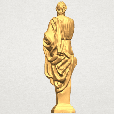 TDA0460 Plato A05.png Download free STL file Plato • 3D printing template, GeorgesNikkei