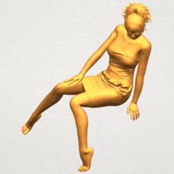 STL Naked Girl E07, Miketon