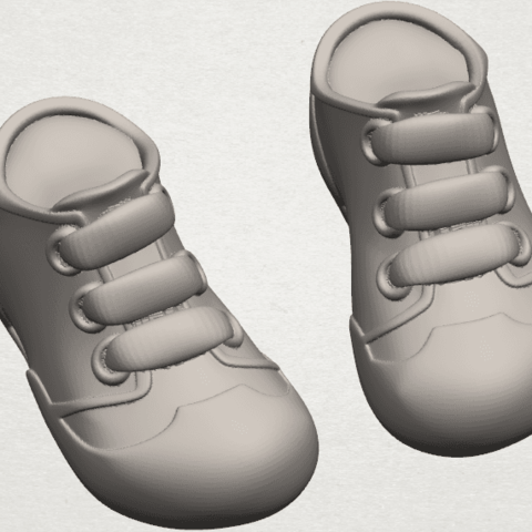 TDA0322 Shoe 01-Left and Right A02.png Download free STL file Shoe 01 • 3D printable design, GeorgesNikkei