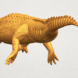 A08.png Download free STL file Alligator 01 • 3D printer object, GeorgesNikkei