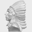 09_TDA0489_Red_Indian_03_BustA03.png Download free STL file Red Indian 03 • 3D printer model, GeorgesNikkei