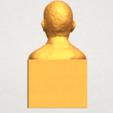 TDA0294 Obama A05.png Download free STL file Obama • 3D print model, GeorgesNikkei