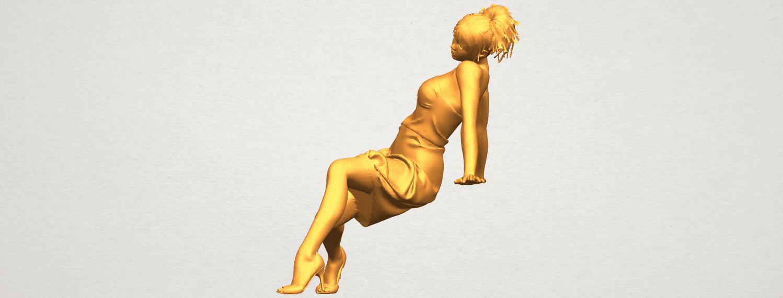 A03.png Télécharger fichier STL gratuit Fille nue G09 • Design pour impression 3D, GeorgesNikkei