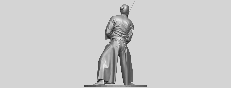 05_TDA0544_Japanese_WarriorA06.png Download free STL file Japanese Warrior • 3D printer model, GeorgesNikkei