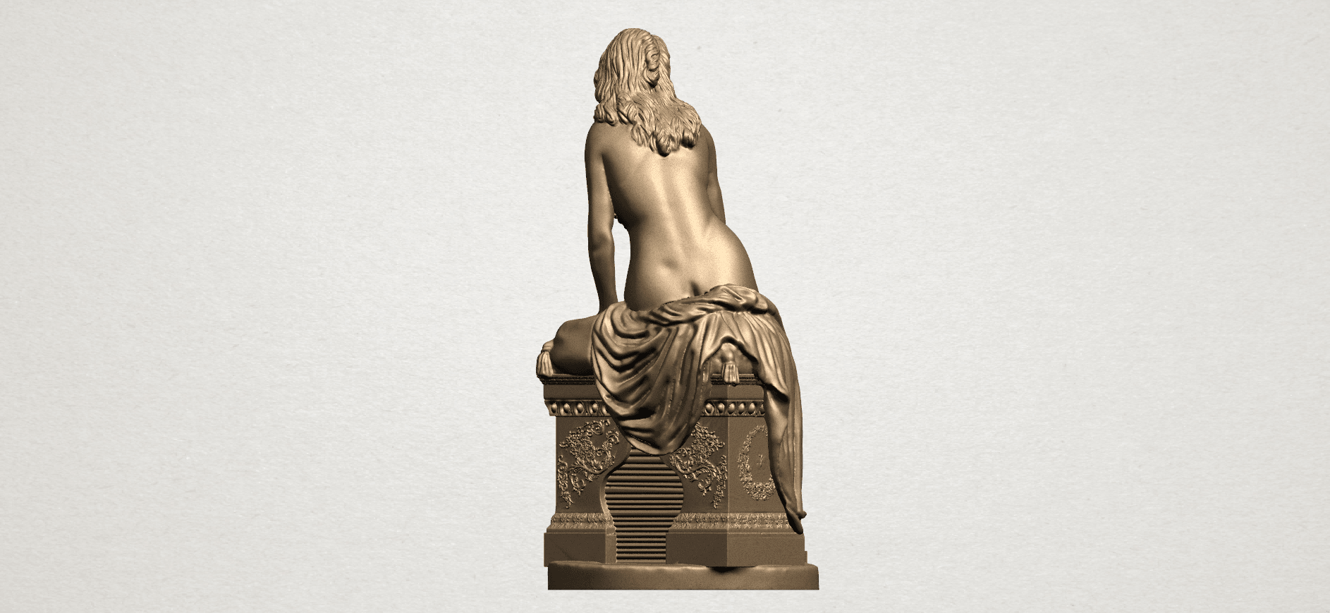 Naked Girl (i) A05.png Download free STL file Naked Girl 01 • 3D printing model, GeorgesNikkei