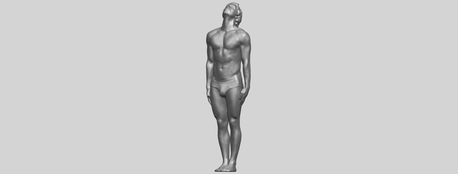 TDA0727_Naked_Man_Body_01A02.png Download free STL file Naked Man Body 01 • 3D printable object, GeorgesNikkei
