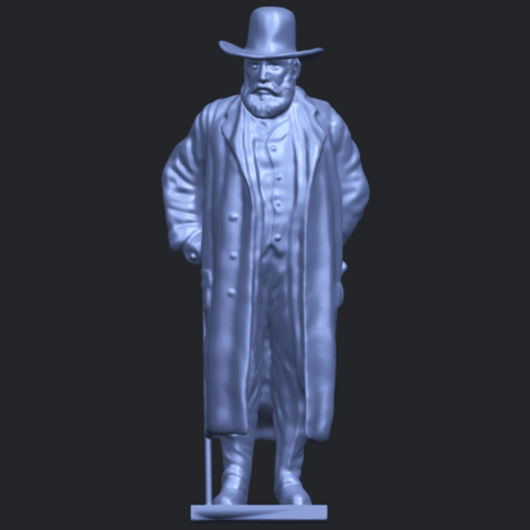 08_TDA0210_Sculpture_of_a_man_88mmB01.png Download free STL file Sculpture of a man 02 • Object to 3D print, GeorgesNikkei