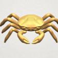 TDA0612 Crab A02.png Télécharger fichier STL gratuit Crabe • Objet pour imprimante 3D, GeorgesNikkei