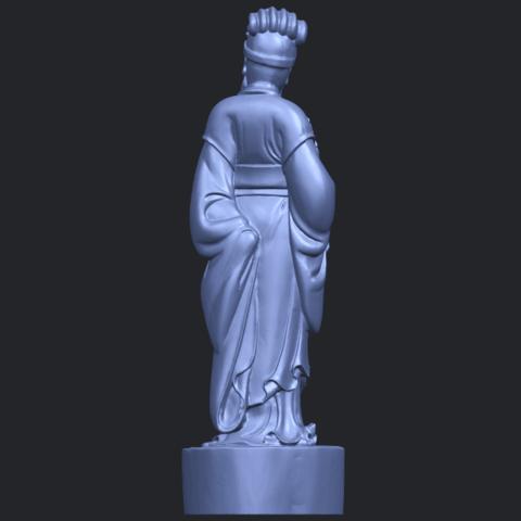 19_TDA0342_Zhu_Ge_Liang_Kong_MingB07.png Télécharger fichier STL gratuit Zhu Ge Liang Kong Ming Kong Ming • Modèle imprimable en 3D, GeorgesNikkei