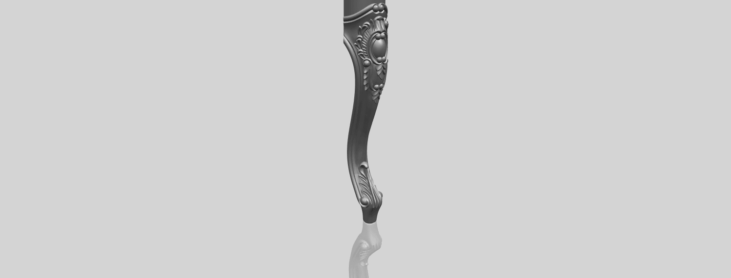 TDA0457_Table_Leg_viA00-1.png Download free STL file Table Leg 06 • Template to 3D print, GeorgesNikkei
