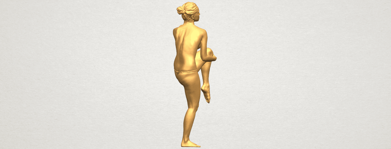TDA0463 Naked Girl 17 A05.png Download free STL file Naked Girl 17 • Design to 3D print, GeorgesNikkei
