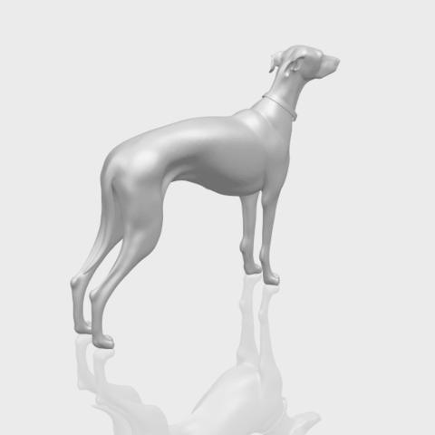 20_TDA0531_Skinny_Dog_03A00-1.png Download free STL file Skinny Dog 03 • 3D printer model, GeorgesNikkei