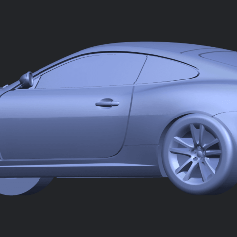 TDB003_1-50 ALLA02.png Download free STL file Jaguar X150 Coupe Cabriolet 2005 • 3D printing template, GeorgesNikkei