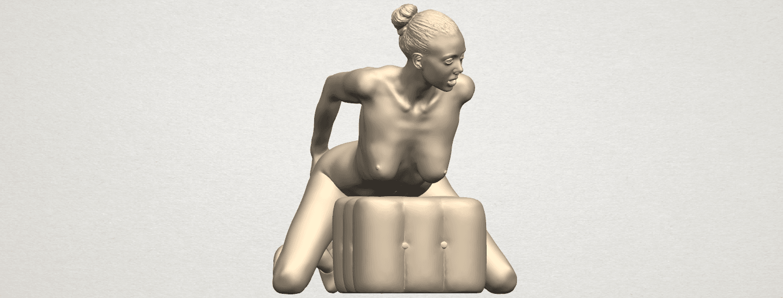 TDA0286 Naked Girl B03 07.png Download free STL file  Naked Girl B03 • 3D printing model, GeorgesNikkei