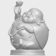 18_Metteyya_Buddha_07_-_88mmA03.png Download free 3DS file Metteyya Buddha 07 • 3D printer model, GeorgesNikkei
