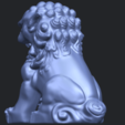 04_TDA0500_Chinese_LionB05.png Download free STL file Chinese Lion • 3D printing object, GeorgesNikkei
