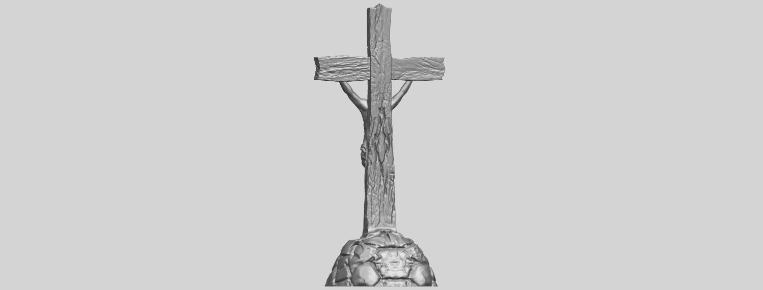 12_TDA0229_Jesus_with_cross_ii_88mmA06.png Download free STL file Jesus with cross 02 • Template to 3D print, GeorgesNikkei