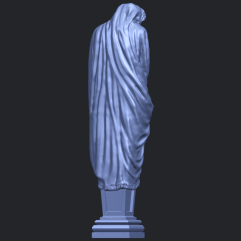 11_TDA0259_Sculpture_WinterB07.png Download free STL file Sculpture - Winter 01 • 3D printable object, GeorgesNikkei
