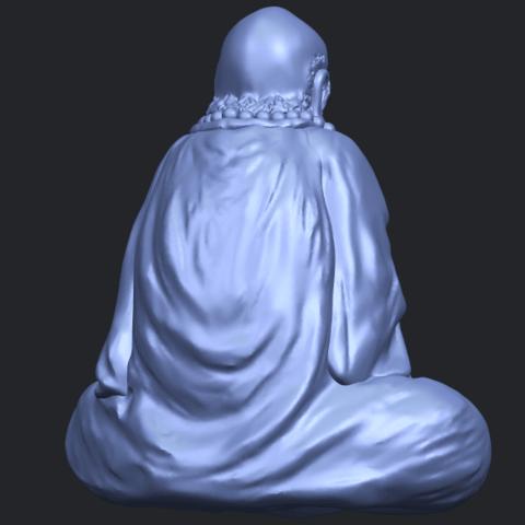 02_Da_Mo__(i)_88mmB07.png Télécharger fichier STL gratuit Da Mo 01 • Modèle imprimable en 3D, GeorgesNikkei