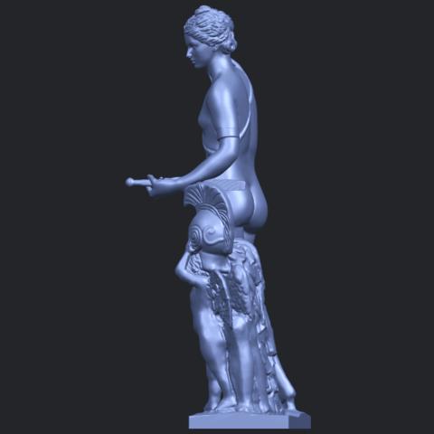 16_TDA0268_Venus_and_AngelB04.png Télécharger fichier STL gratuit Vénus et Ange • Objet pour impression 3D, GeorgesNikkei