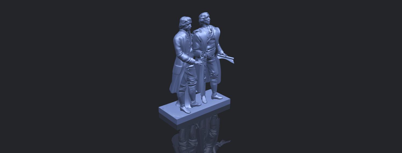 15_Goethe_schiller_80mmB00-1.png Télécharger fichier STL gratuit Goethe Schiller • Modèle imprimable en 3D, GeorgesNikkei