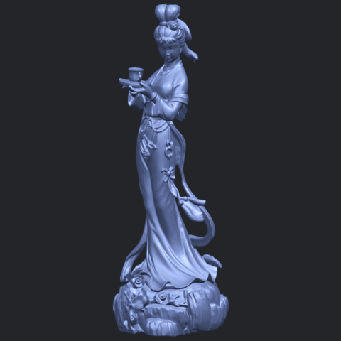 09_TDA0253_Fairy01B01.png Download free STL file Fairy 01 • 3D printer object, GeorgesNikkei