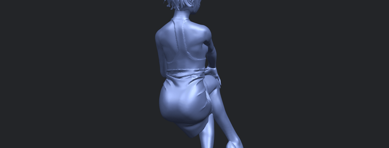 16_TDA0666_Naked_Girl_H04A10.png Download free STL file Naked Girl H04 • 3D printing object, GeorgesNikkei