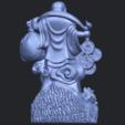 09_TDA0329_Metteyya_Buddha_09B07.png Télécharger fichier STL gratuit Bouddha Metteyya 09 • Modèle imprimable en 3D, GeorgesNikkei