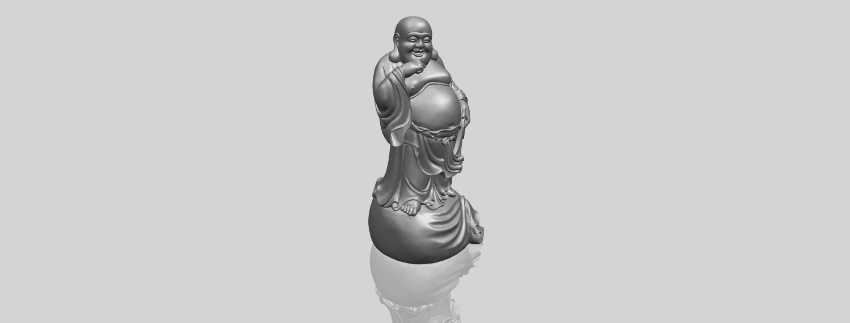 23_TDA0234_Metteyya_Buddha_08A00-1.png Download free STL file Metteyya Buddha 08 • 3D printing model, GeorgesNikkei