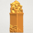 A10.png Download free STL file Dragon Stamp 02 • 3D printing model, GeorgesNikkei